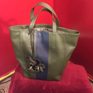 Tote Bag By Saks Fifth Avenue